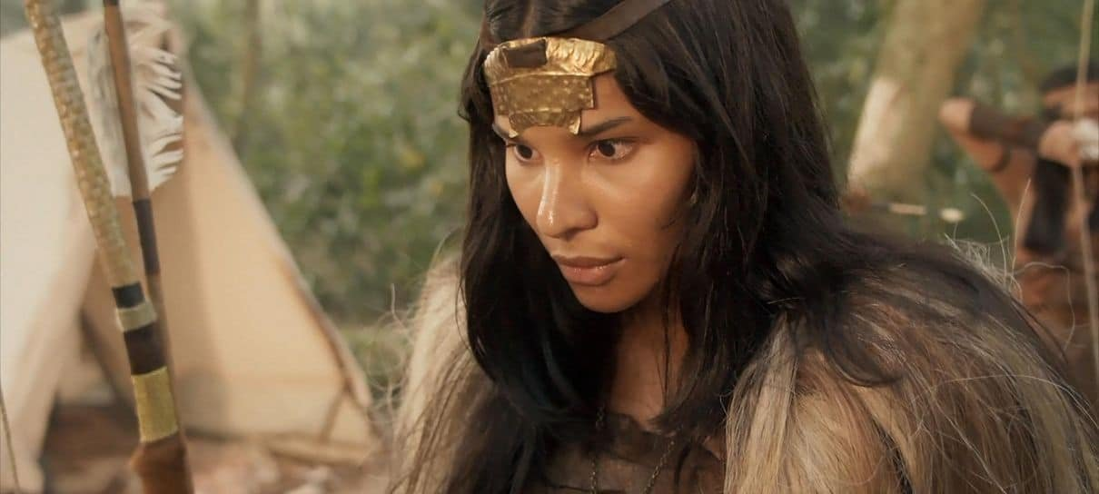 Mulher-Maravilha brasileira teve visual inspirado em Suyane Moreira, de Os Mutantes