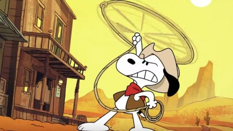 Teaser de nova série do Snoopy celebra 70 anos das tirinhas do Charlie Brown