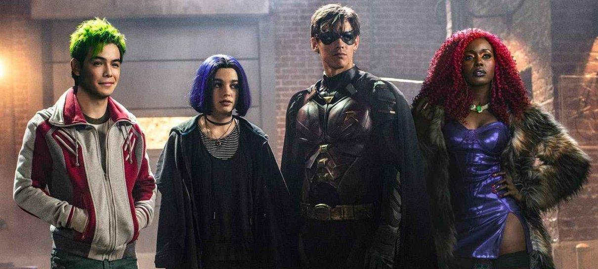 Titãs | Imagens revelam início das gravações da terceira temporada; confira