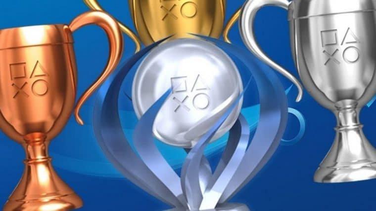 Troféus do PlayStation 5 podem dar recompensas digitais para os jogadores