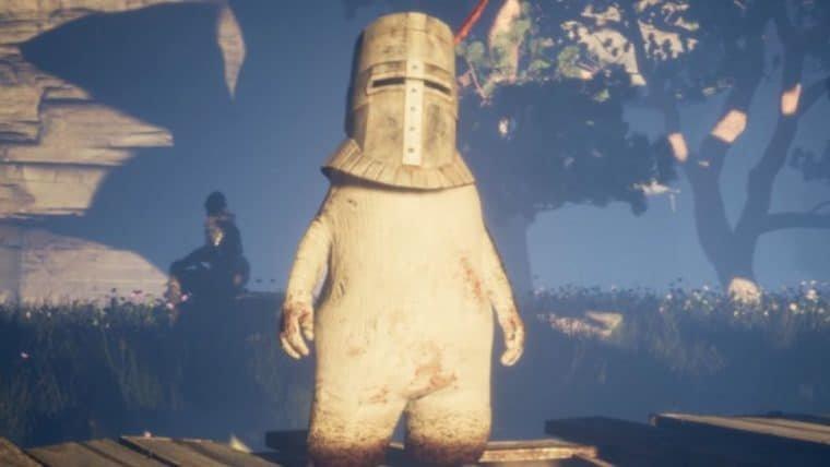 Vídeo de fã imagina fases temáticas de Dark Souls para Fall Guys