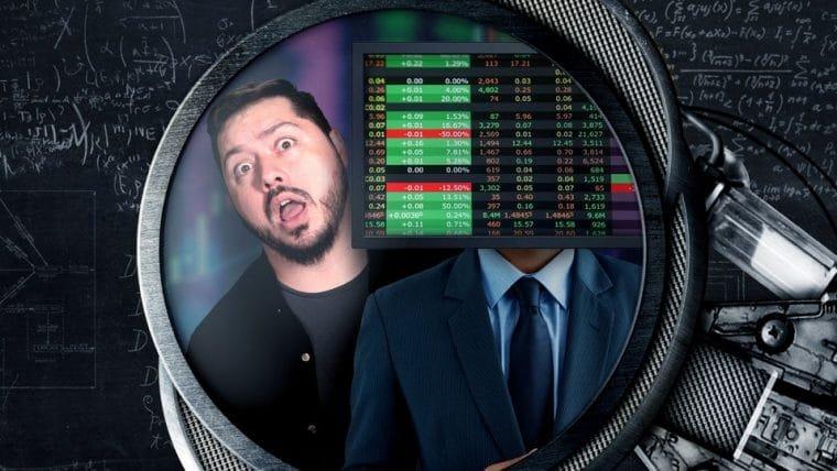 O livre mercado é um computador