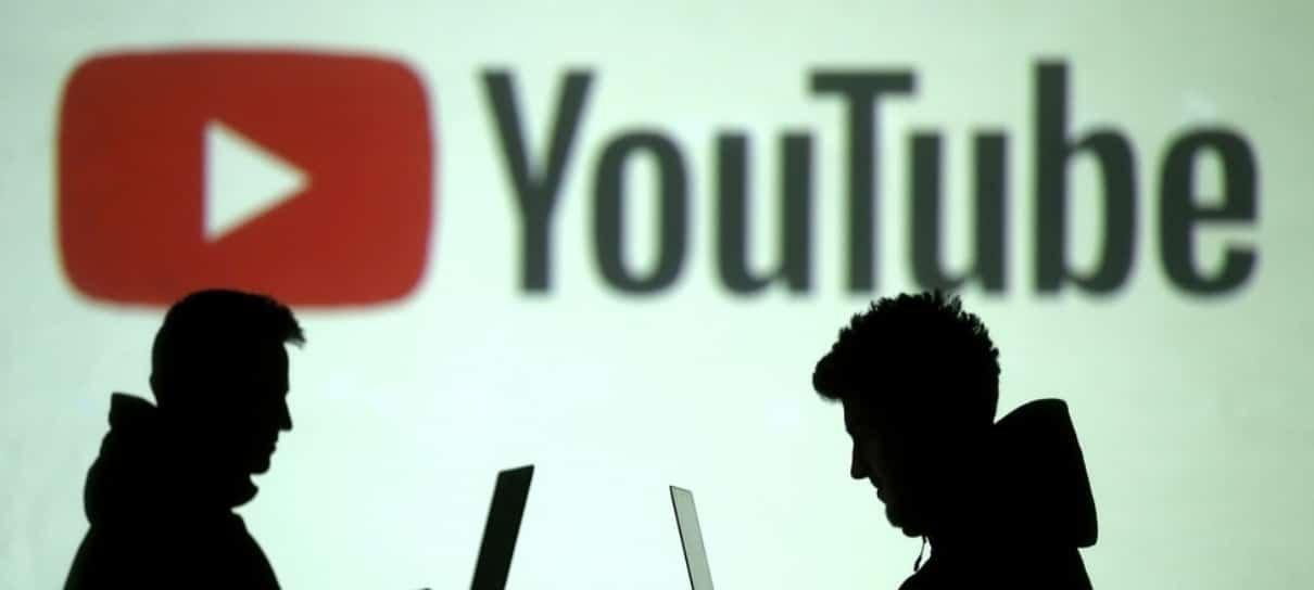 YouTube proíbe vídeos de teorias da conspiração que possam causar violência no mundo real