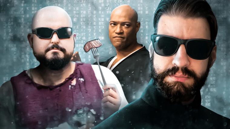 Matrix ainda é bom e BlackFriday NerdStore!