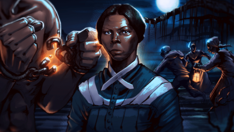 Underground Railroad: Jornadas para a Liberdade