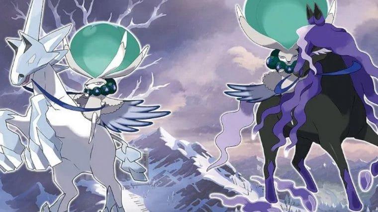 Pokémon | Novos lendários, Glastrier e Spectrier, ganham trailer