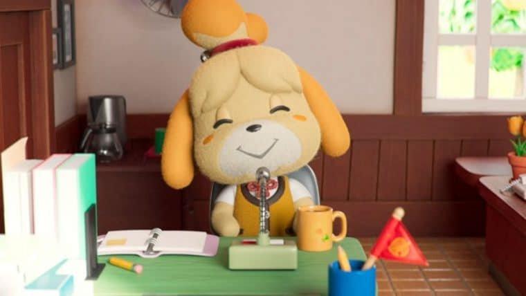 Animal Crossing   Fãs criam teaser adorável de série animada