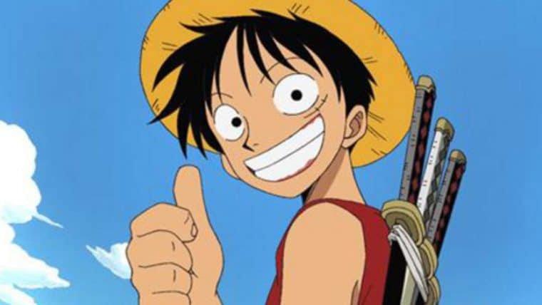 One Piece e Naruto estão entre os animes mais vistos dos últimos meses na Crunchyroll