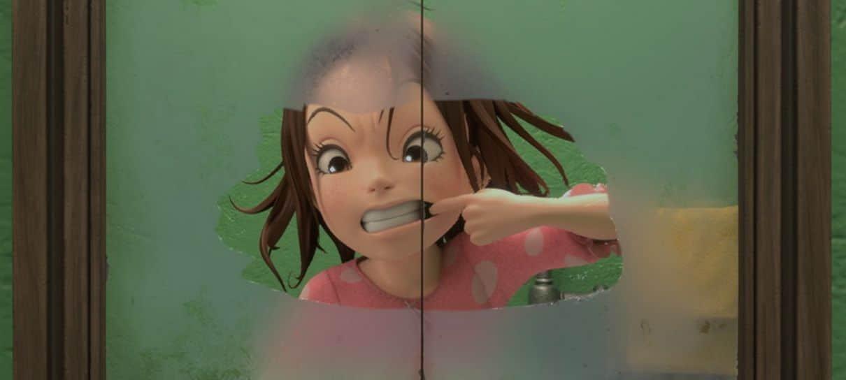 Aya e a Bruxa | Primeiro filme do Studio Ghibli em CG ganha novas imagens