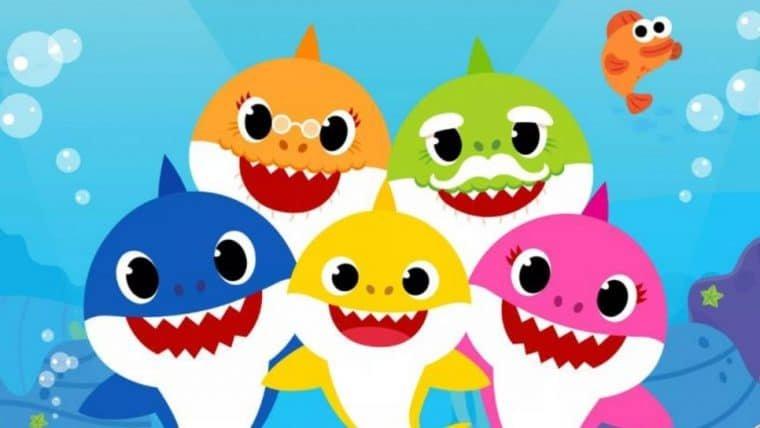 Baby Shark é o vídeo mais assistido do YouTube