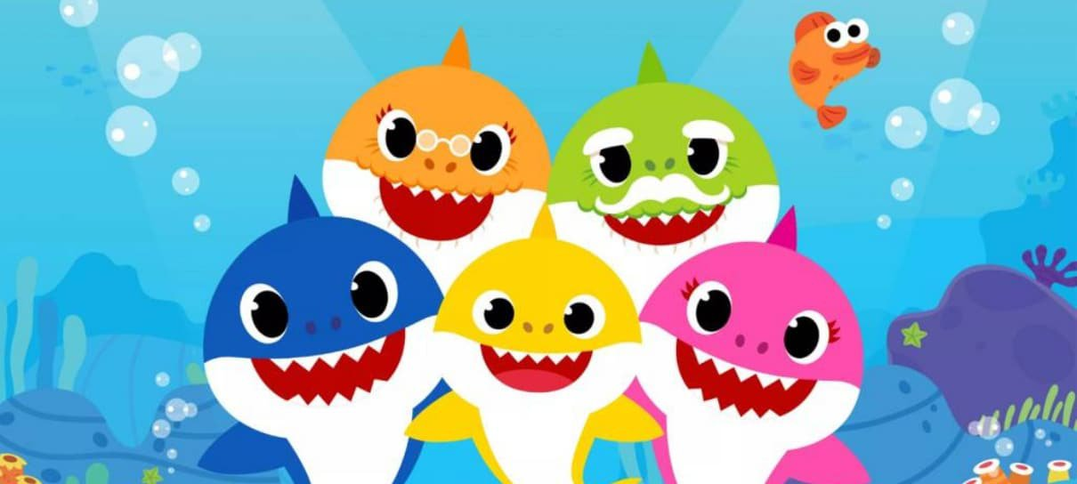 Baby Shark é o vídeo mais assistido do YouTube