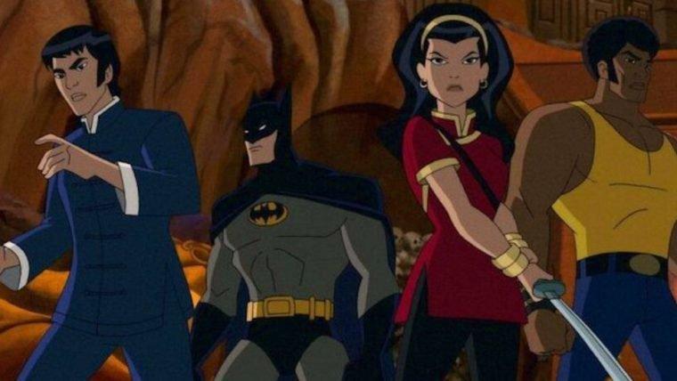 Batman: Soul of the Dragon, nova animação produzida por Bruce Timm, ganha trailer