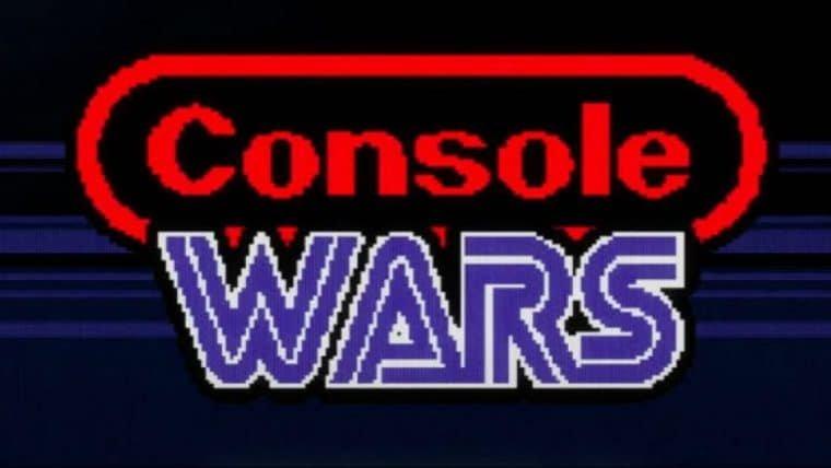 Console Wars: a luta da Sega contra a Nintendo no
