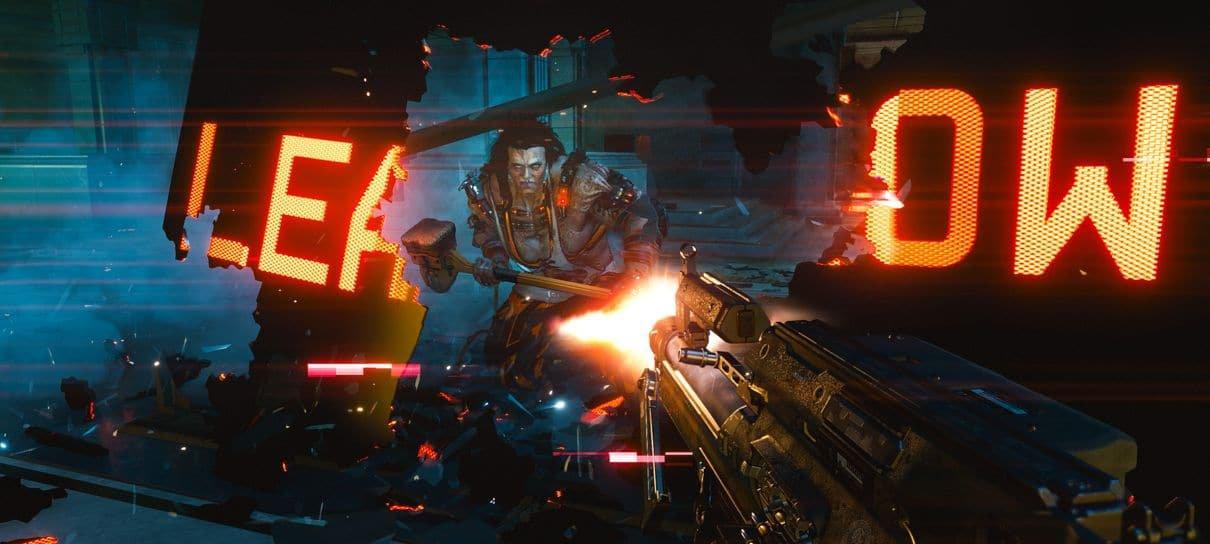 Versão física de Cyberpunk 2077 terá dois discos e exigirá 70 GB no PlayStation 4