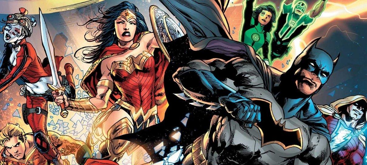 DC Comics anuncia Marie Javins como nova editora-chefe