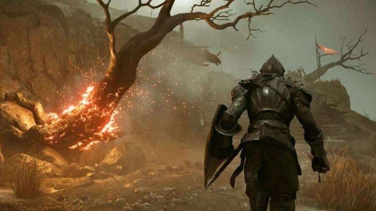 Confira 12 minutos de gameplay do remake de Demon's Souls