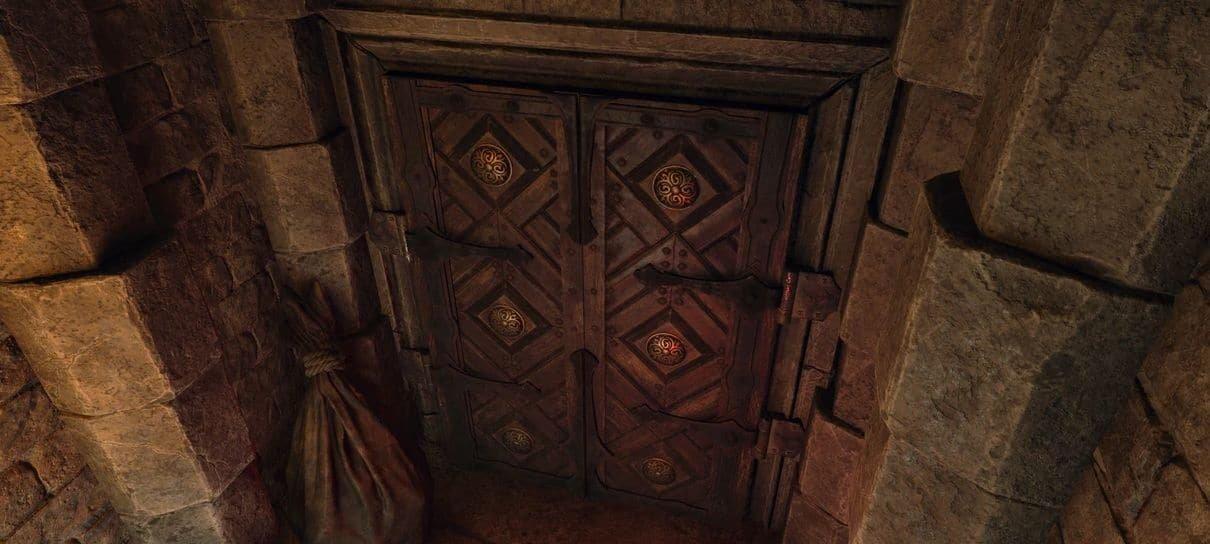 Demon's Souls | Bluepoint provoca jogadores que estão tentando abrir porta misteriosa