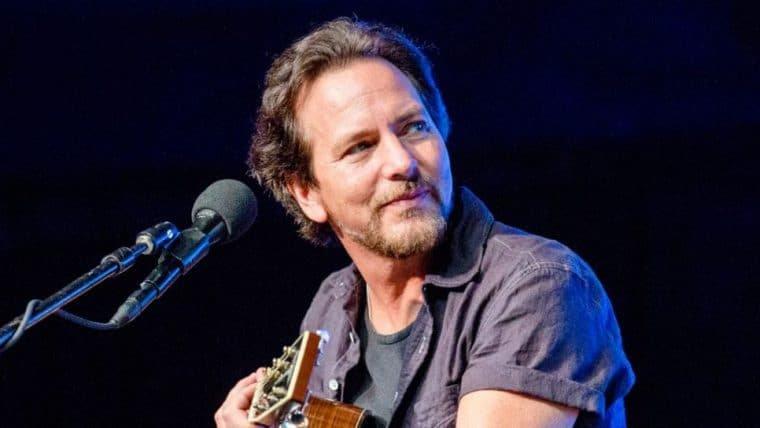 Eddie Vedder, do Pearl Jam, é uma das atrações do The Game Awards 2020