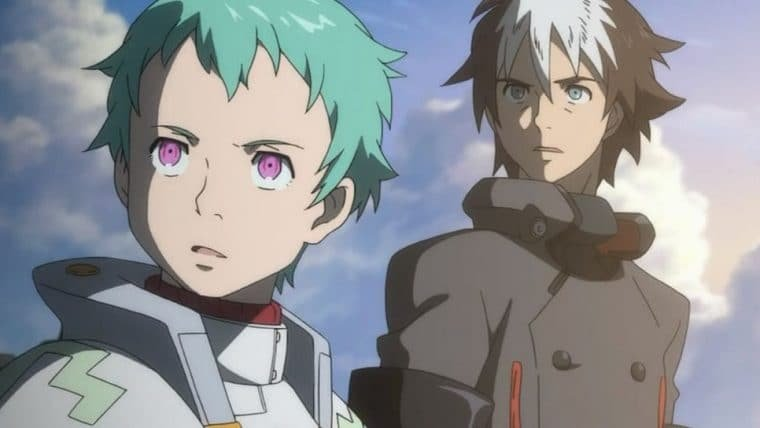 Eureka Seven: AO estreia em dezembro na Funimation