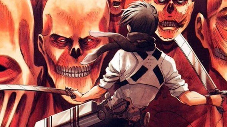 Attack on Titan | História está chegando ao final, revela autor do mangá