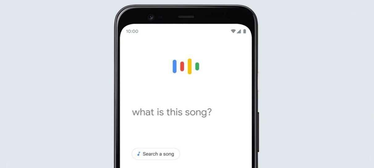 Agora o Google consegue identificar uma música por assobio ou canto