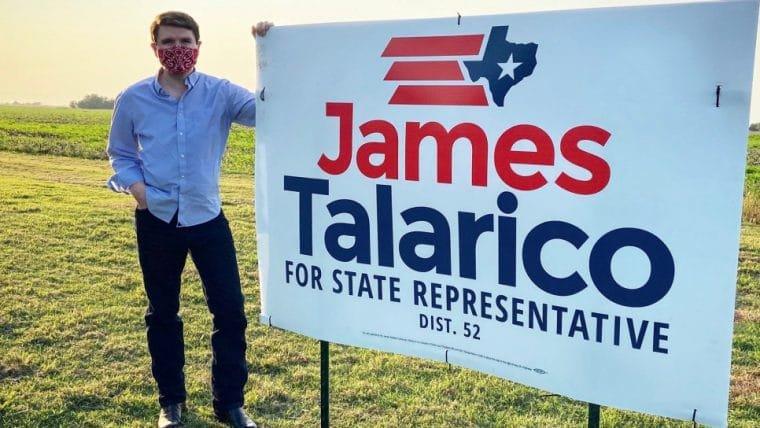 Político americano, James Talarico, entra nos assuntos em alta do Brasil e cai na zoeira