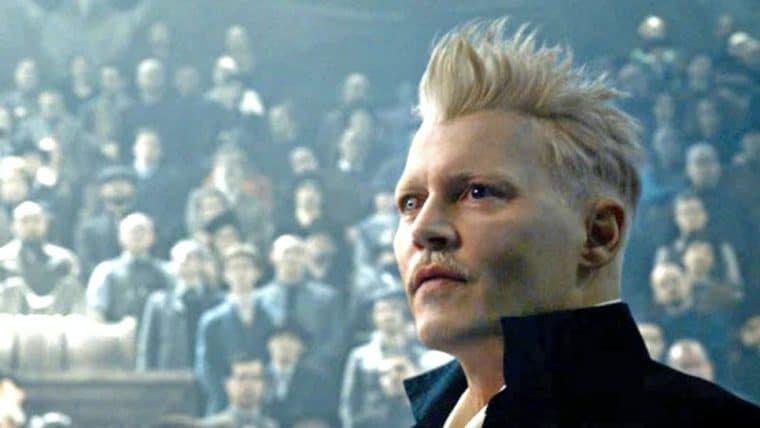 Johnny Depp está fora de Animais Fantásticos 3