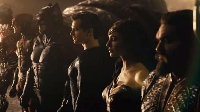 Liga da Justiça | Refilmagens do Snyder Cut vão adicionar 4 minutos