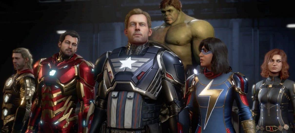 Marvel's Avengers | Versão de PC perdeu 96% dos jogadores desde o lançamento, diz site