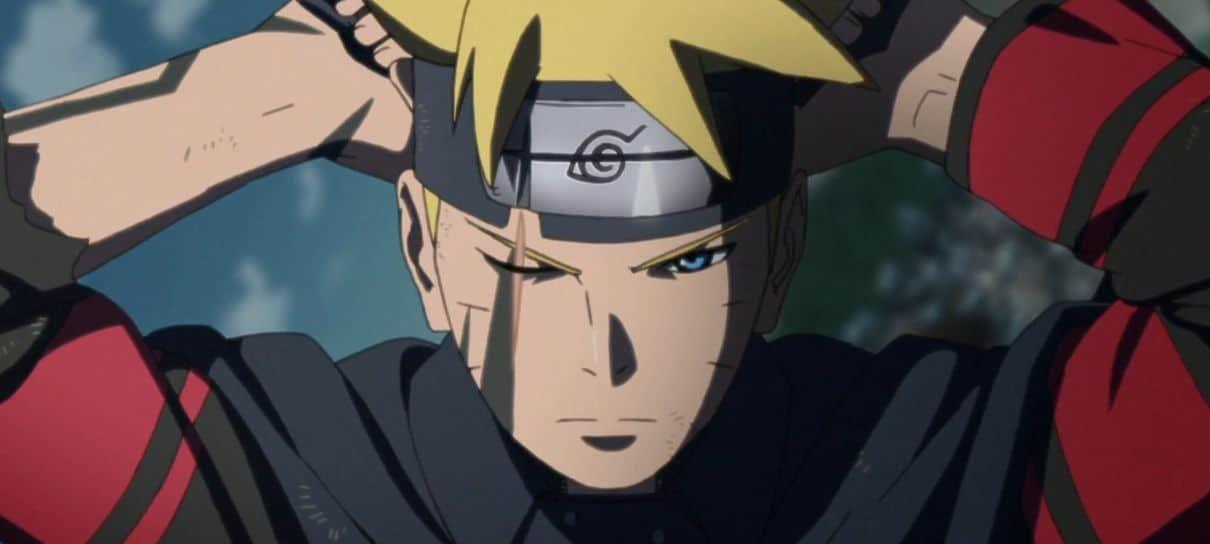 Masashi Kishimoto, criador de Naruto, assume o mangá de Boruto
