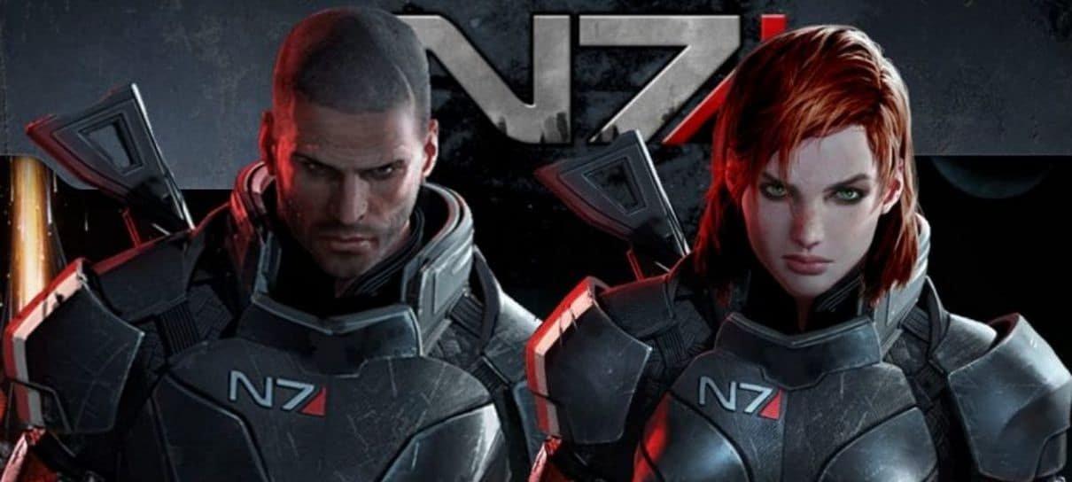 Mass Effect: Legendary Edition chega em 2021 para consoles e PC
