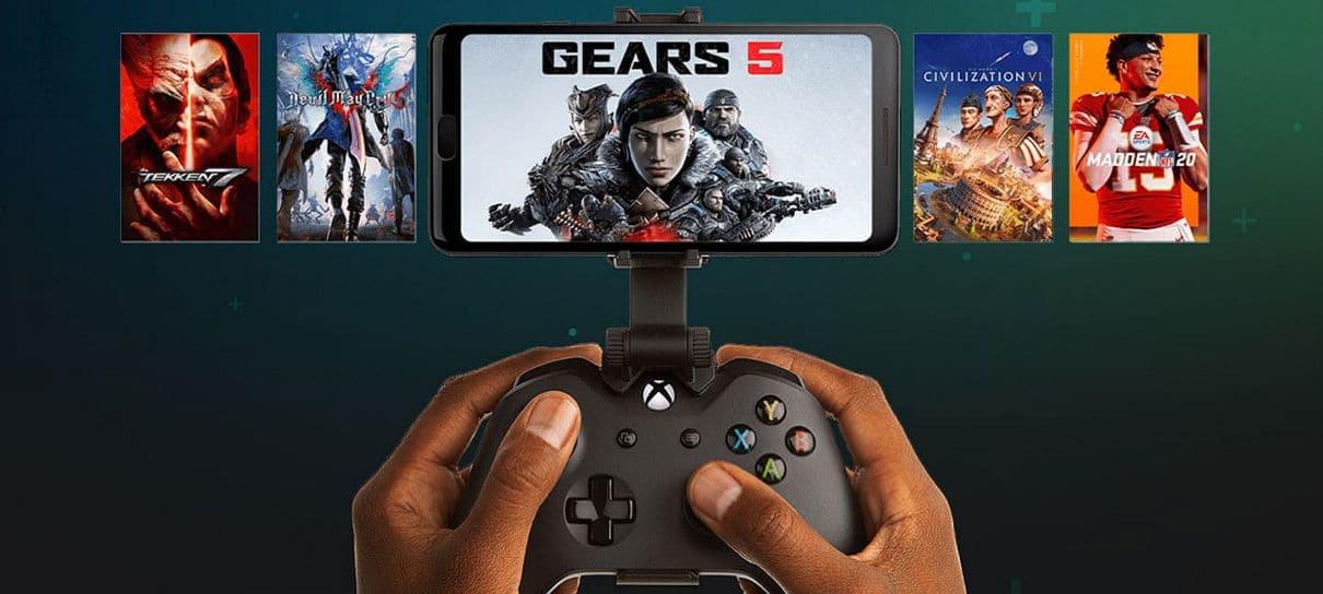 Microsoft planeja lançar o Project xCloud para Smart TVs no próximo ano