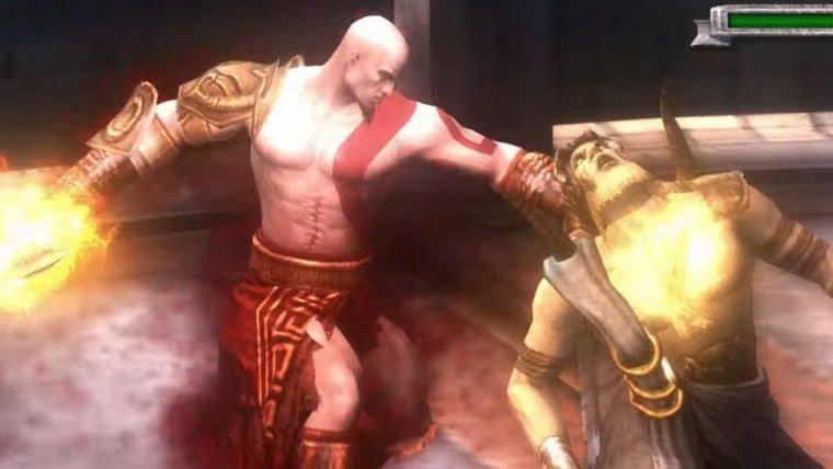Mod mostra como God of War 2 seria com resolução 4K e ray tracing