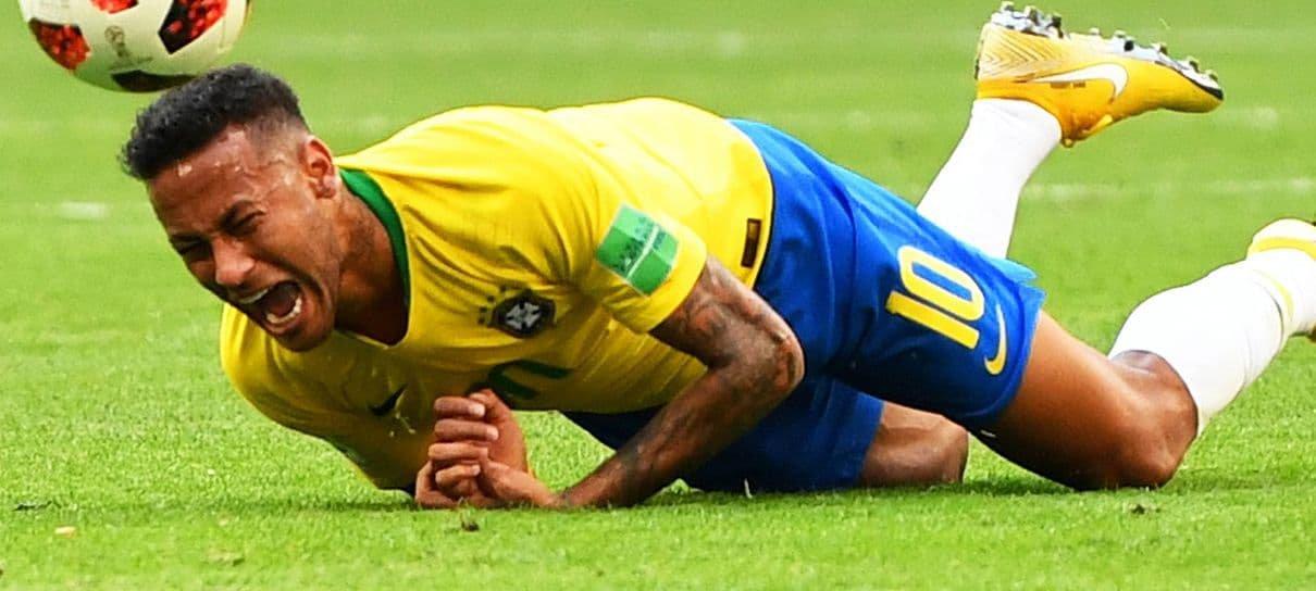 Neymar é banido da Twitch