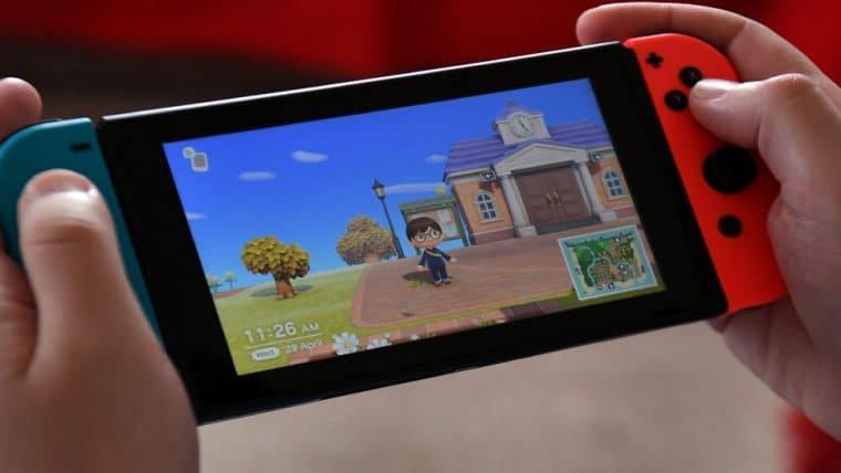 Nintendo Switch mais barato é oferecido pela Amazon
