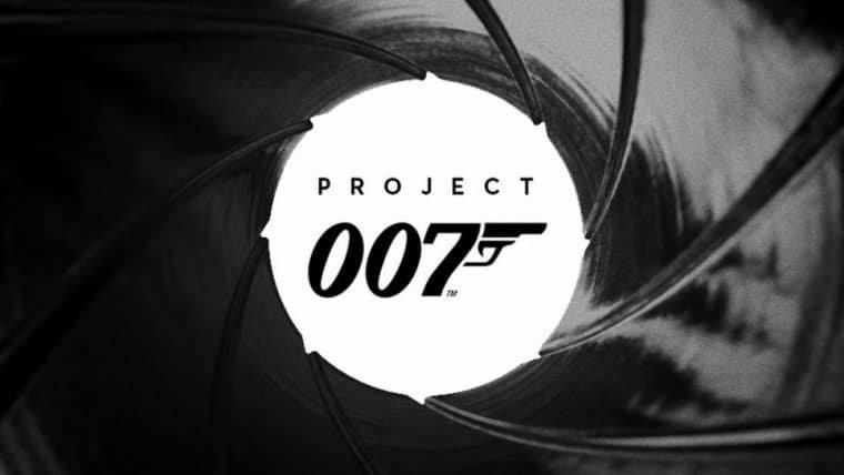 Criadores de Hitman anunciam novo jogo de 007 que abordará a origem de James Bond
