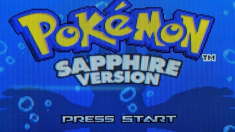 Youtuber coloca peixes para zerar Pokémon Sapphire (e não é que eles conseguiram?)