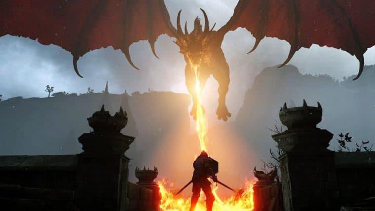 Remake de Demon's Souls quase teve um