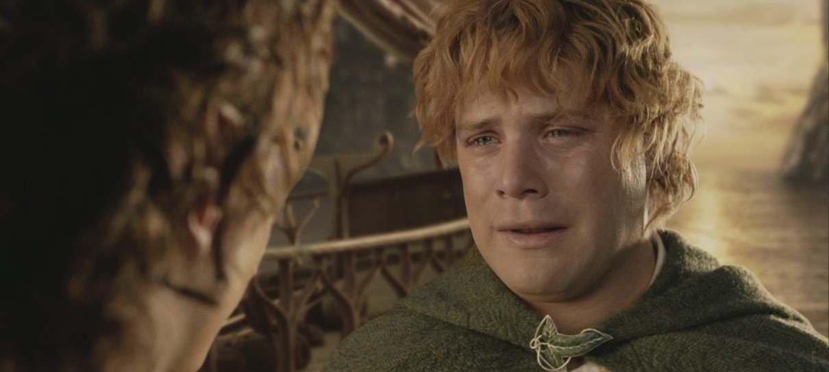O Senhor dos Anéis | Sean Astin revela qual a cena da trilogia que sempre faz ele chorar