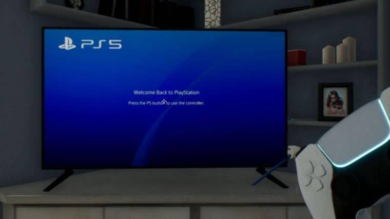 Simulador oferece a experiência de comprar e instalar um PlayStation 5 (ou quase isso)