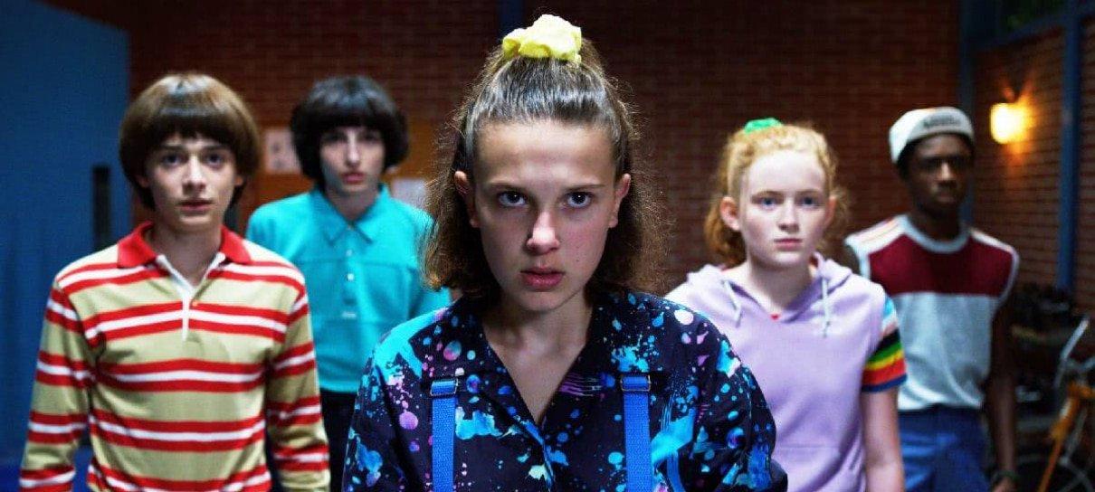 Stranger Things | Pausa na produção foi positiva para quarta temporada, diz produtor