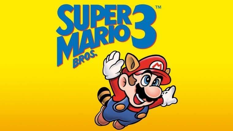 Cartucho lacrado de Super Mario Bros. 3 é vendido pelo valor recorde de US$ 156 mil