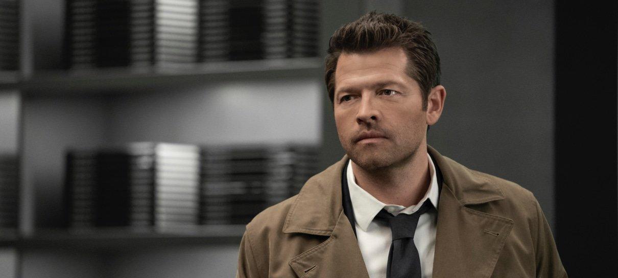 Supernatural | Misha Collins comenta momento emocionante do episódio mais recente