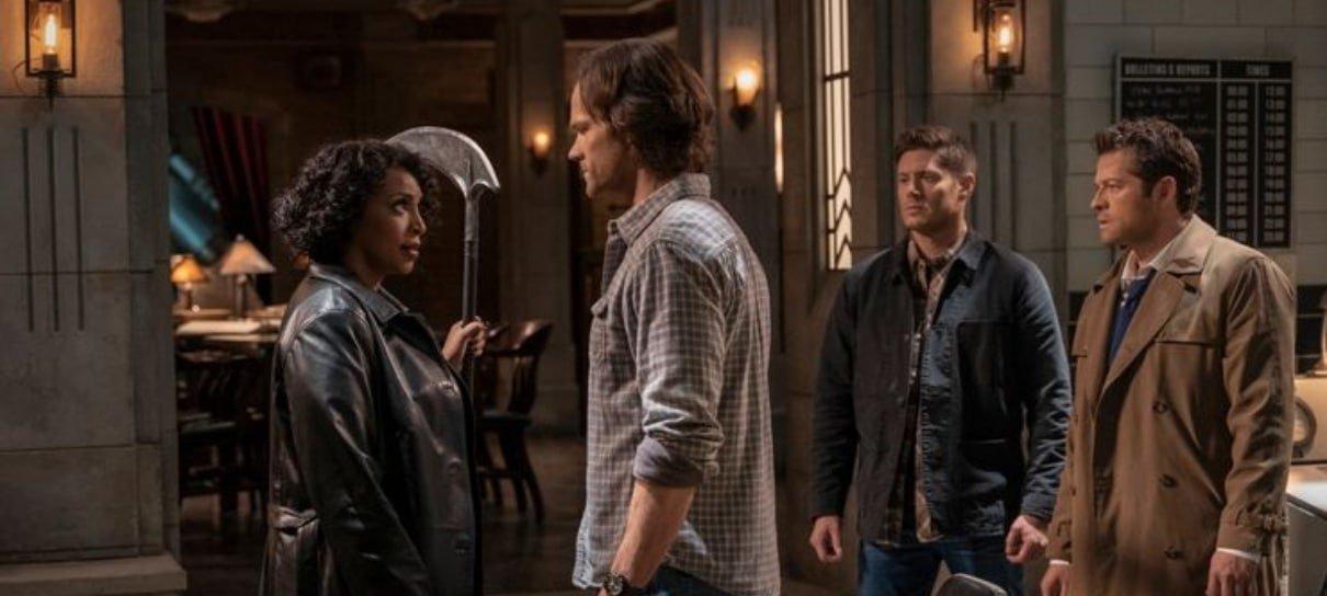 Supernatural | Fotos de novo episódio revelam retorno de personagem; confira