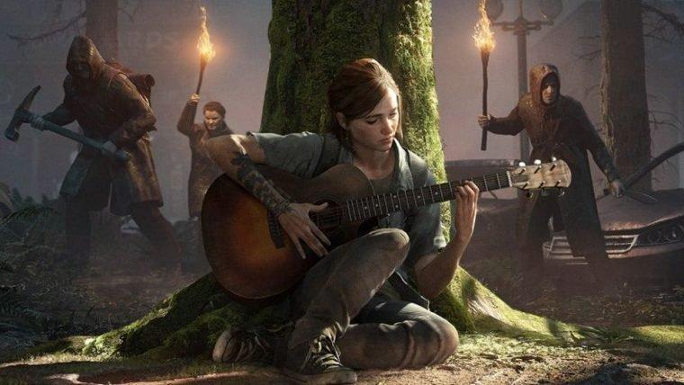 The Last of Us Part II é eleito jogo do ano no Golden Joystick Award 2020