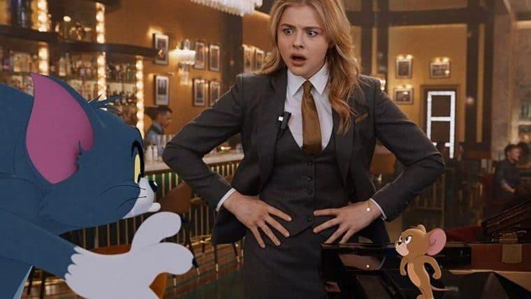 Tom e Jerry   Filme live-action ganha primeiro trailer; confira