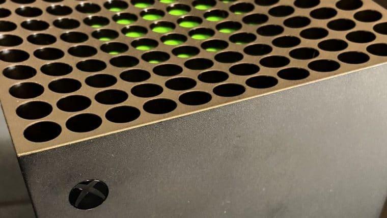 Xbox Series X parece fazer uma bolinha de ping pong flutuar [ATUALIZADO]