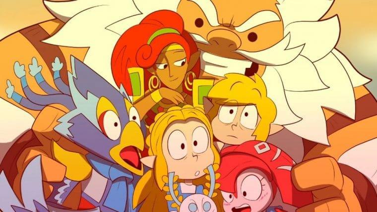 The Legend of Zelda | Fãs criam abertura no estilo de Hilda