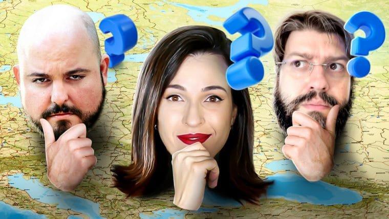 GeoGuessr - Onde é que eu estou?