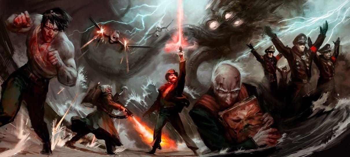 RPG Call of Cthulhu 4: O último ritual
